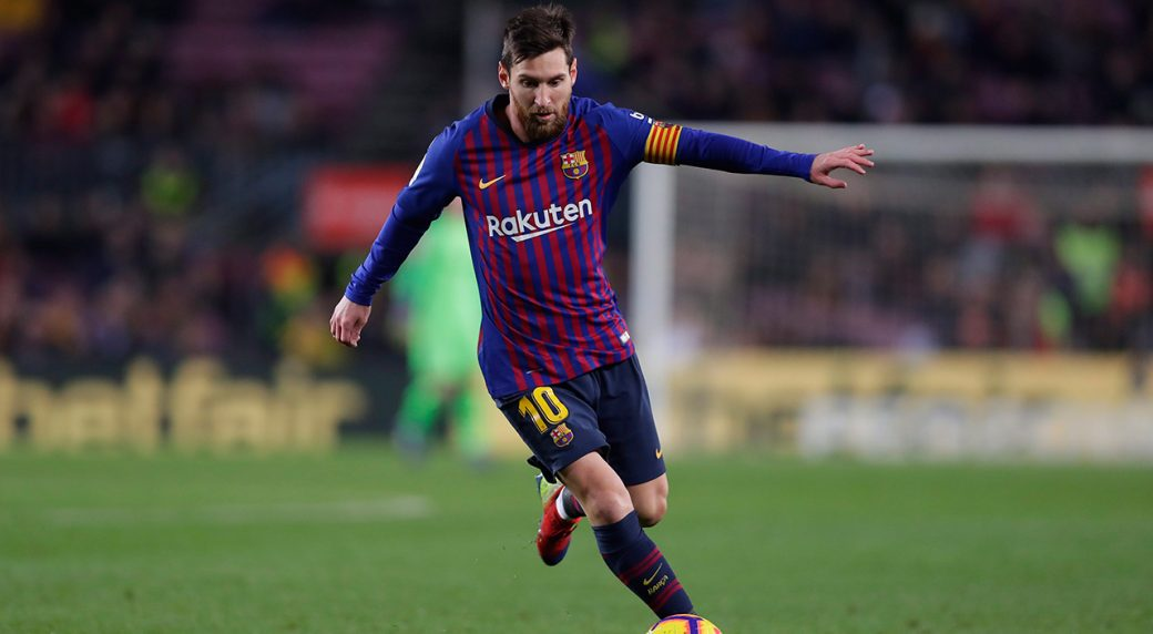 Lionel Messi Akan Perkuat Barcelona Di El Clasico