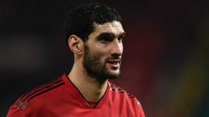 Marouane Fellaini Resmi Meninggalkan Manchester United