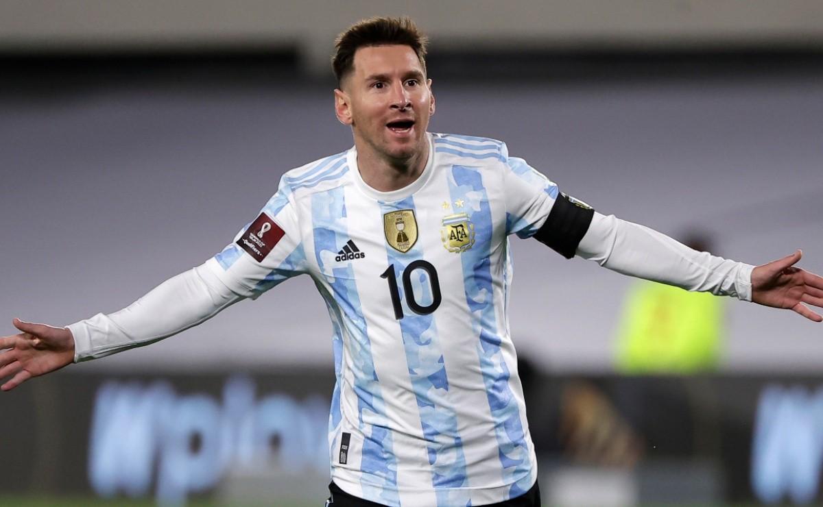 Lionel Messi Menangis Bahagia Atas Kemenangan Argentina saat Babak Kualifikasi Piala Dunia, Namun dikritik Oleh Pele