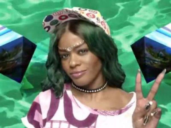 Azelia Banks goes Sea Punk