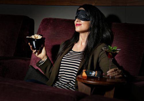 blu sensory cinema