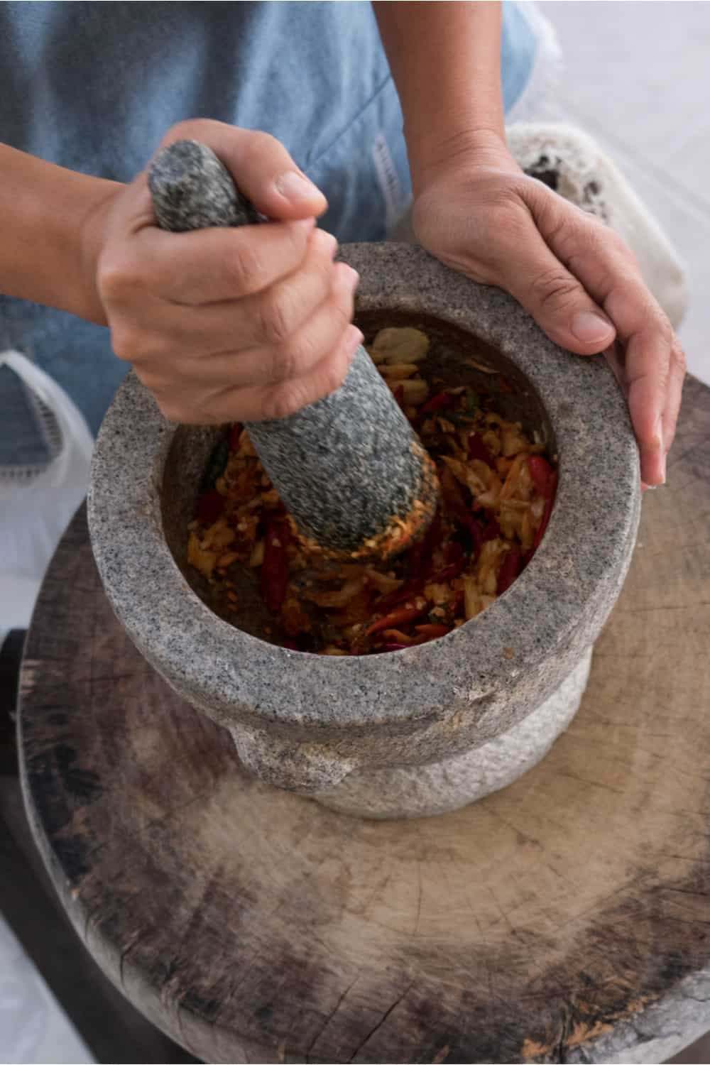 Picture Of Mortar And Pestle : picture, mortar, pestle, Homemade, Mortar, Pestle, Plans, Easily