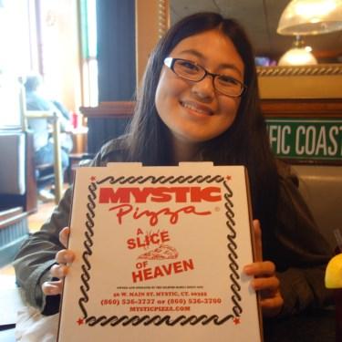 Mystic Pizza and The Mohegan Sun – Connecticut