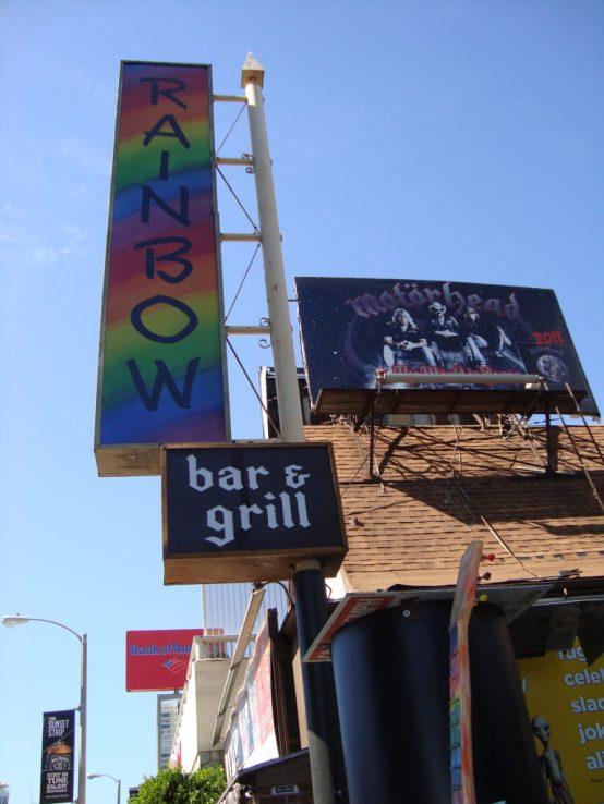 Rainbow Bar and Grill West Hollywood