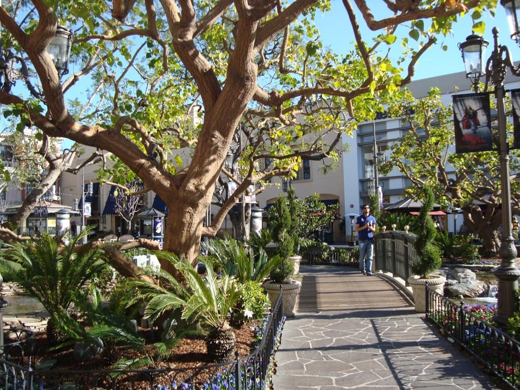 The Grove West Hollywood California