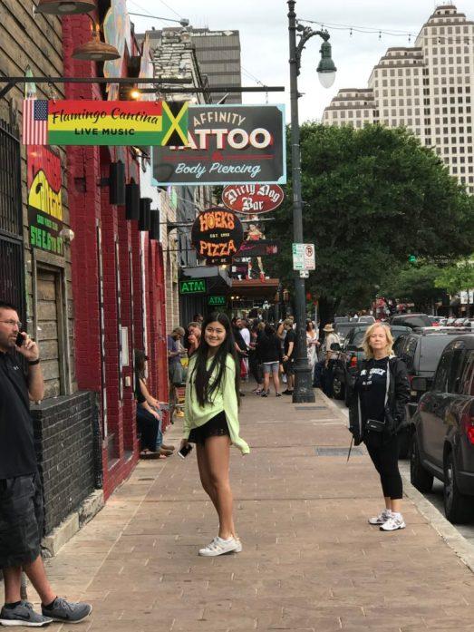 Austin Texas Sixth Street