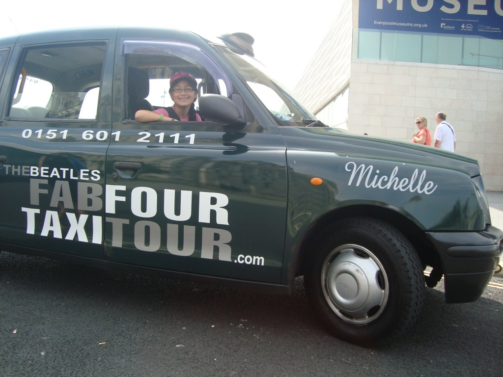Fab Four Taxi Tour Liverpool