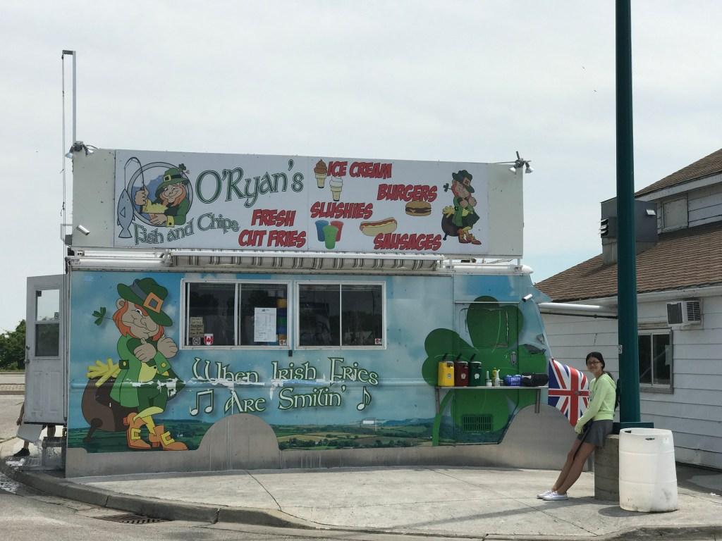 O'Ryans Fish & Chips