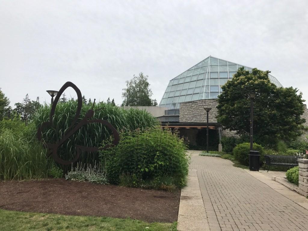 Butterfly Conservatory Niagara Falls Canada