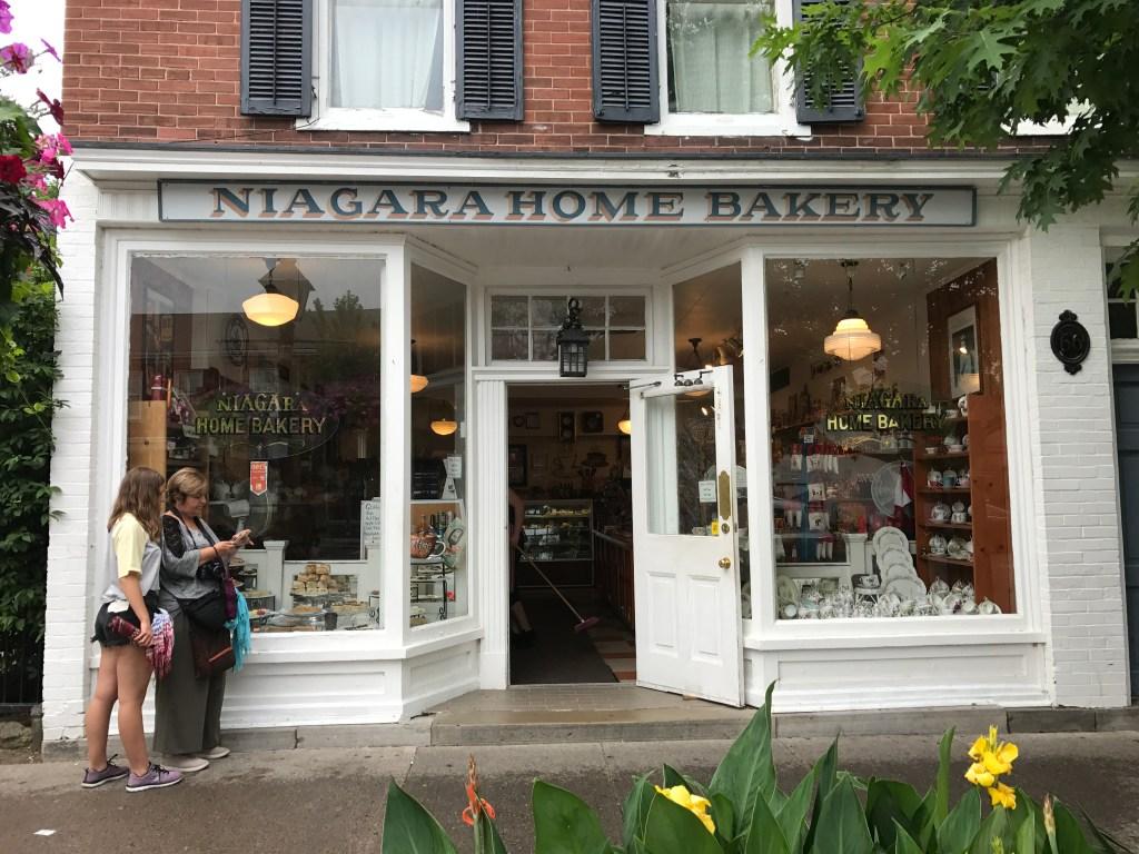 Niagara Home Bakery Niagara on the Lake Ontario Canada