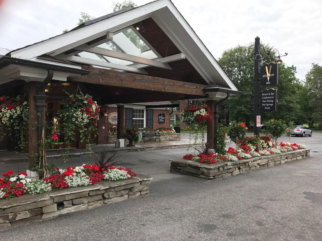 Pillar and Post Hotel Niagara on the Lake Ontario Canada
