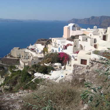 Greece is the word – Athens, Mykonos & Santorini