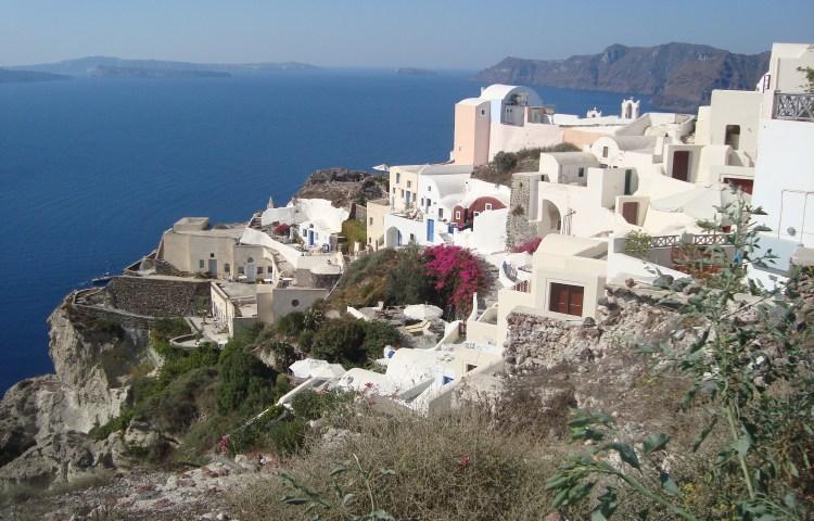 Greece is the word – Athens, Mykonos & Santorini