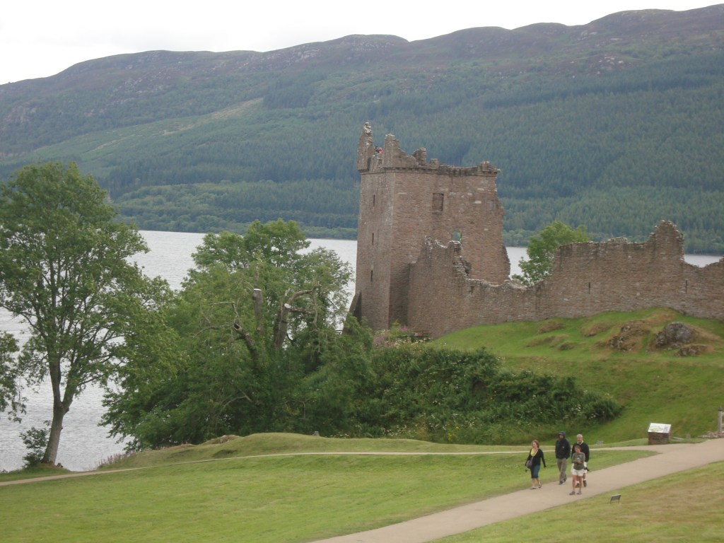 Grant Tower, Urquhart Castle, Scotland
