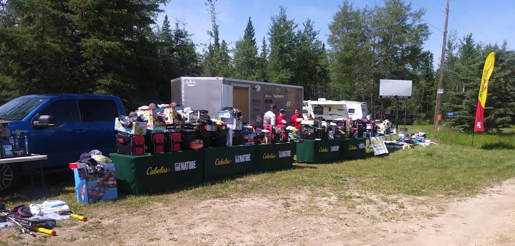 Lucky Bug – proudly sponsors the AYA Angler & Young Angler Walleye Fishing Tournament