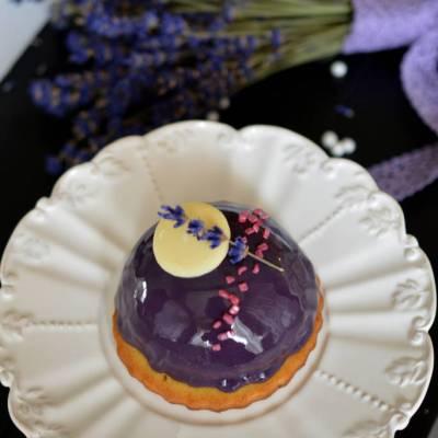 Mini dome cake