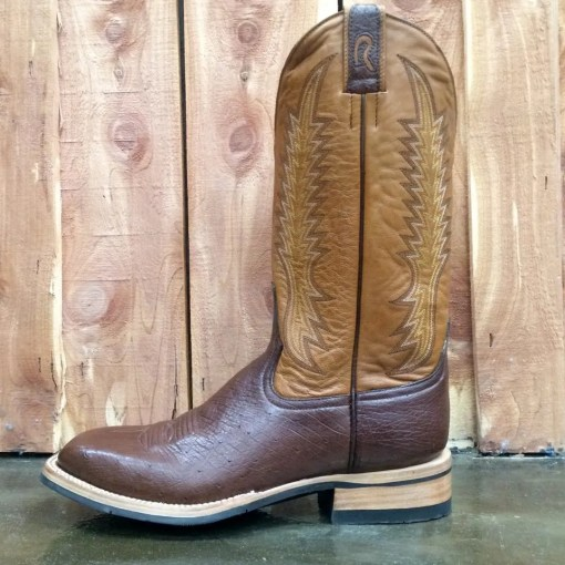 Rod Patrick Kango Tobacco Square Toe Boot RPM129