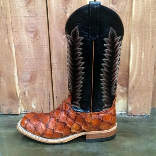 Anderson Bean Cognac Bass Boot
