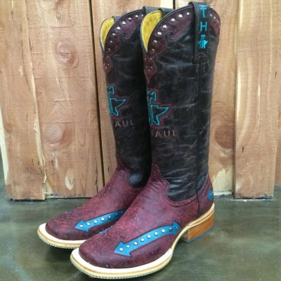 Women's Tin Haul Arrowhead Chief Boot