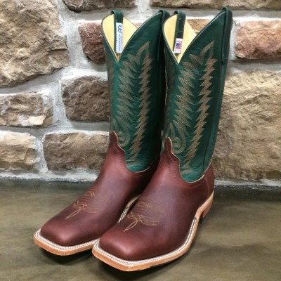 Men's Anderson Bean Turquoise Special Leather Boot