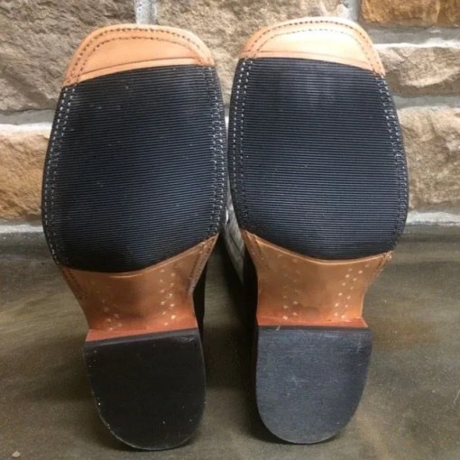 Anderson Bean Black Elephant Boot