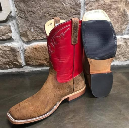 Anderson Bean Havana Boar Boot