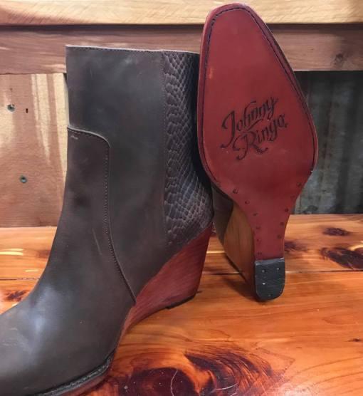 Johnny Ringo Snip Toe Fashion Booties JR300-128T