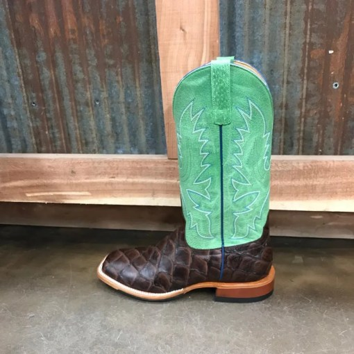 Men's Horse Power Imitation Bass Boot HP1824