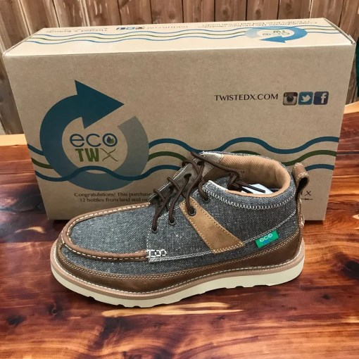 Men's ECO TWX Casual Shoe – Dust/Brown