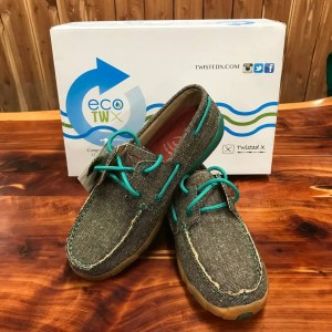 Women's ECO TWX Driving Moccasins – Dust