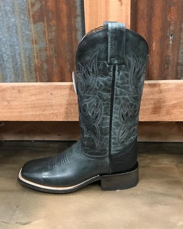 Corral Women's Blue Jean Square Toe Boot A3533