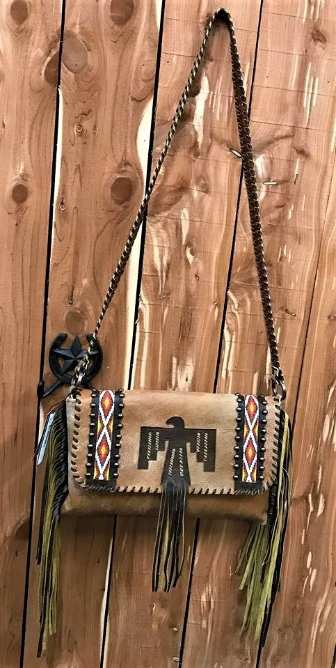 KurtMen Vintage Cross Body 1614 Gazelle