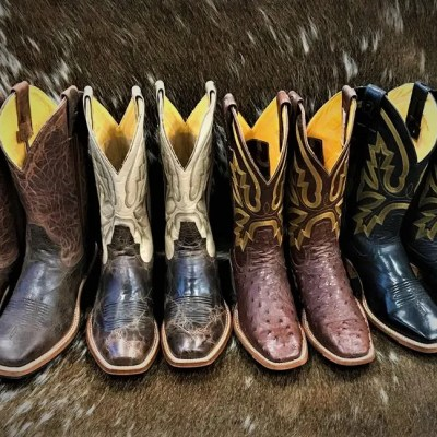 Rod Patrick Boots
