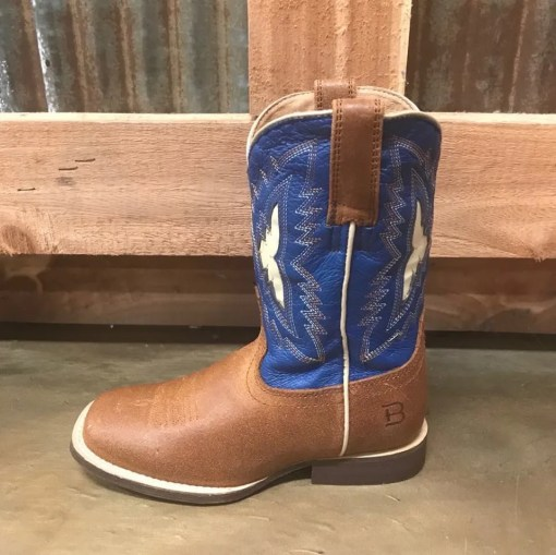 Kid's Ariat Relentless Top Notch Square Toe Boot 10023075