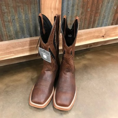 Men's Ariat Quickdraw VentTEK Square Toe Boot 10023218