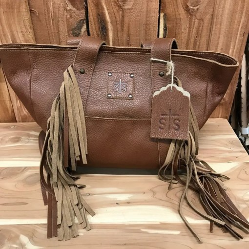 STS Saddle Annie Oakley Tote bag STS30729