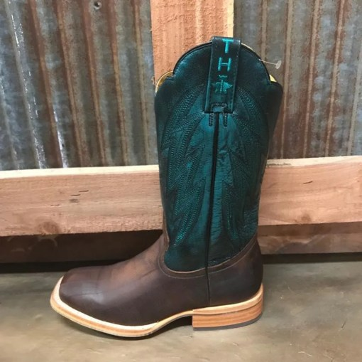 Men's Tin Haul Lock N Bolt Boot with Rodeo Sole