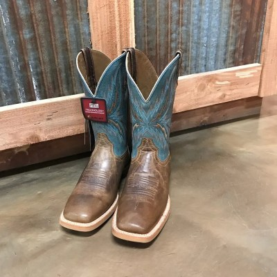 Men's Ariat Dusted Arena Rebound Square Toe Boot 10021679