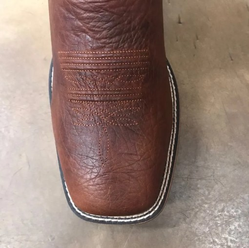 Men's Ariat Heritage Latigo Cognac Square Toe Boots 10025094