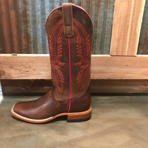 Women's Macie Bean Pinking Of You Square Toe Boot M9136