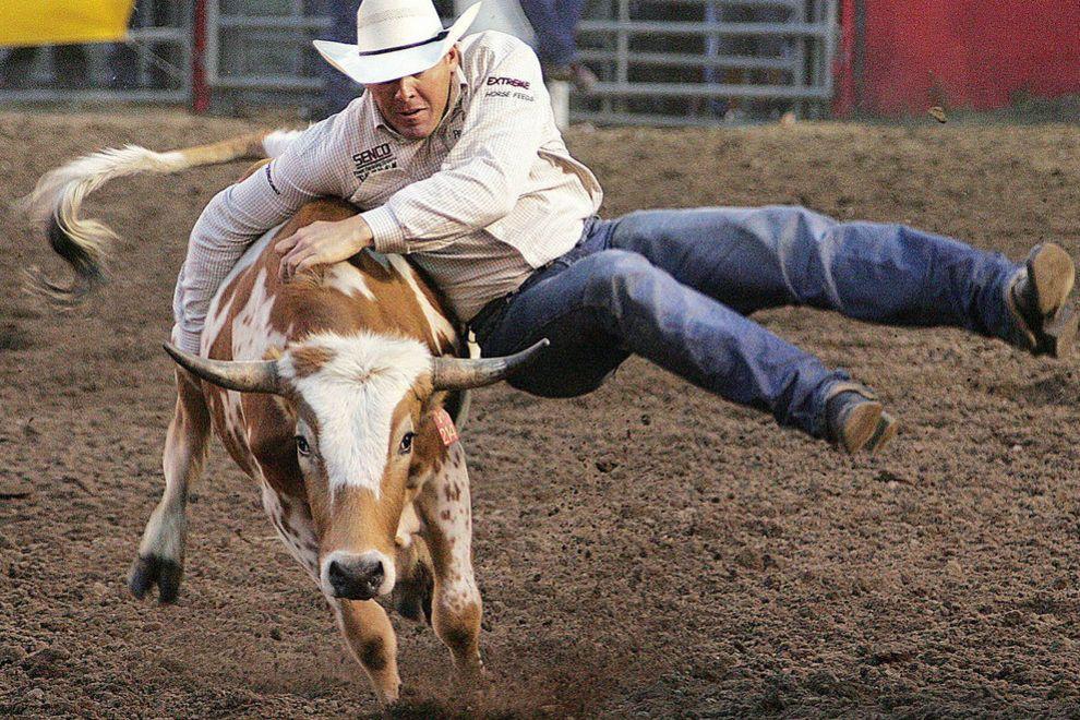 The Best Rodeo Arena in Joplin
