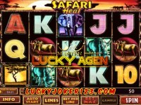 Agen Judi Slot Safari Heat Joker123