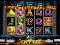 Judi Slot Online Ancient Egypt Slot Joker123