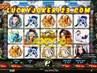 Judi Slot Online Thunder God Joker123