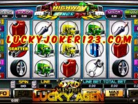 Judi Slot Highway Kings Progressive Joker123
