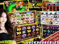 Slot Game Joker123 Terpercaya
