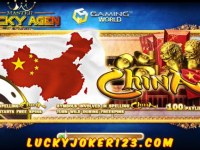 Slot China Online Joker123 Gaming