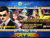 Judi Slot Chinese Boss Online Joker123