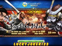 Slot Bushido Blade Joker123 Gaming
