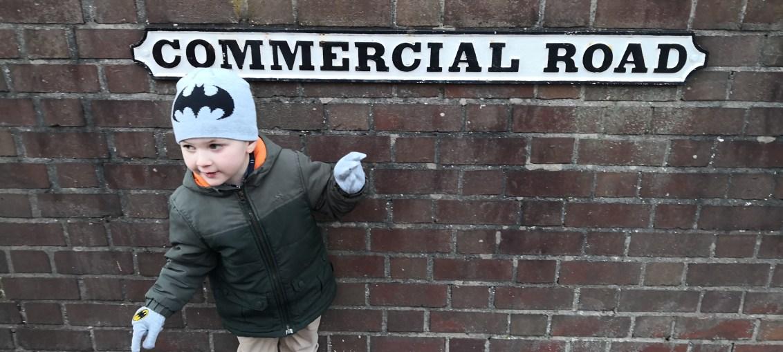 odd hobbies for kids street sign spotting